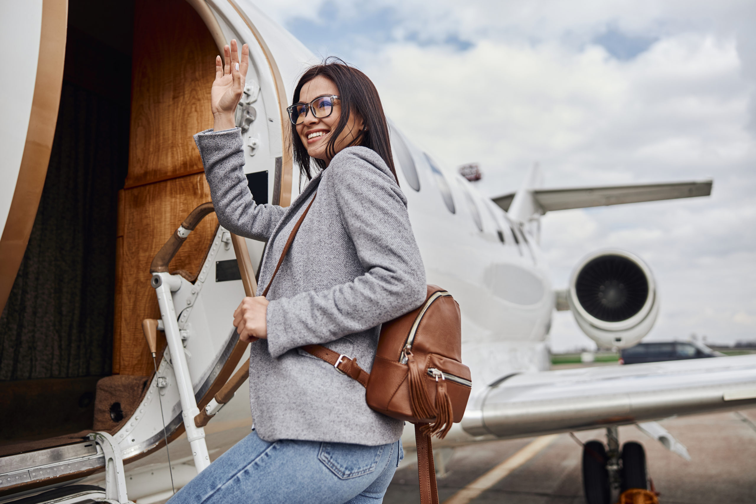 5 Tips For First-Time Private Jet Charter Passengers