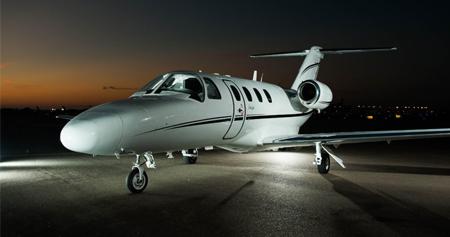 Citation Jet For Charter