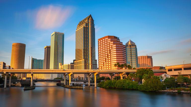 Downtown Tampa, FL