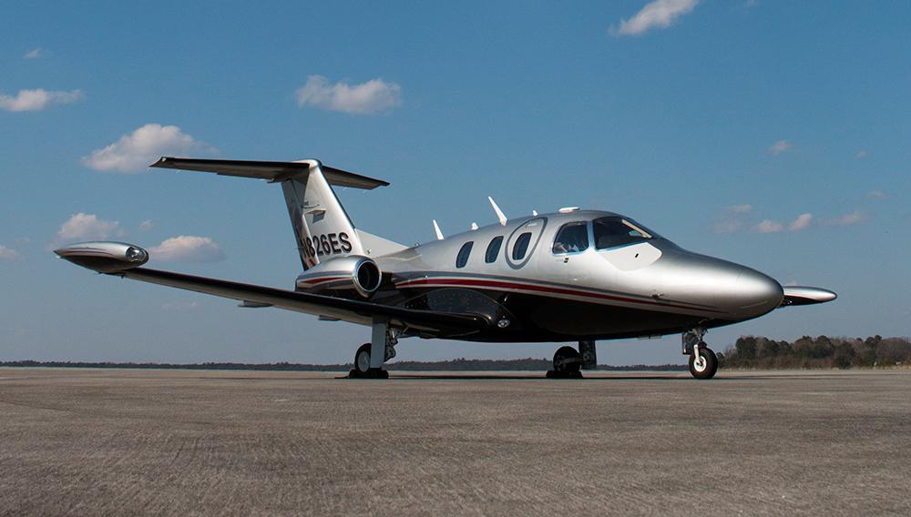 Eclipse 550 Jet