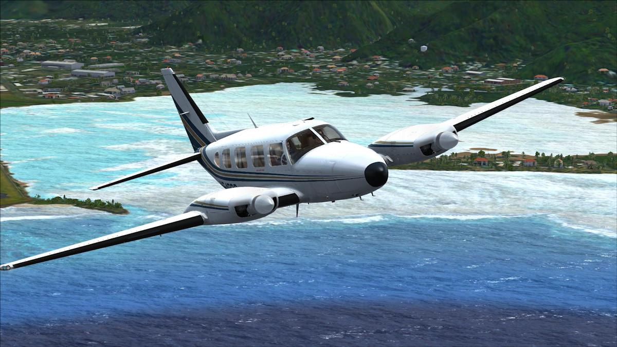 Navajo Aircraft
