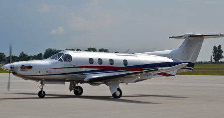 Private Pilatus PC-12