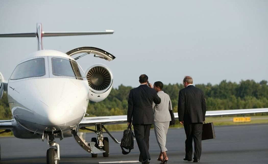 Benefits of Flying Private Jet Charter