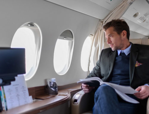 5 Reasons Your Business Should Charter Private Flights