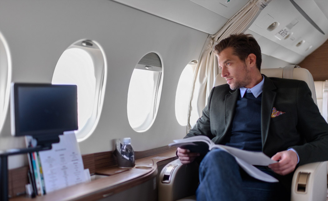business-man-in-private-flight