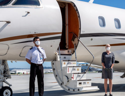 Booking a Private Flight is the Smartest & Safest Form of Air Travel During Covid-19