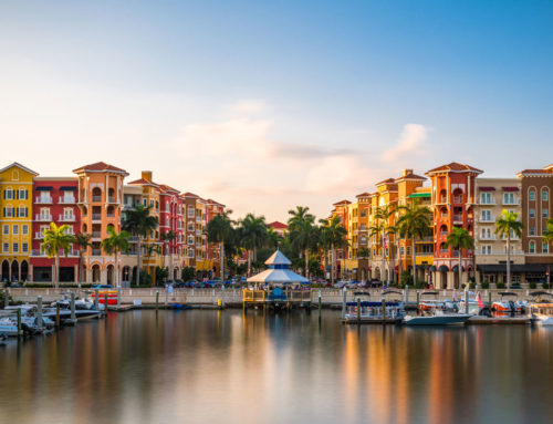 Flying to Naples, Florida by Private Jet Charter?